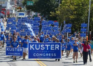 Filing Rally for Annie Kuster @ New Hampshire State House | Concord | New Hampshire | United States